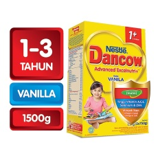 DANCOW ADVANCED EXCELNUTRI 1+ Vanila Box 1,5kg (2x750g)