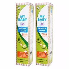 Delin Store - My Baby Minyak Telon Plus 150ml 2 Botol