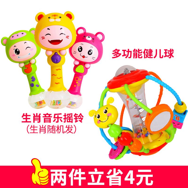 Departemen musik bayi mainan musik bayi menggenggam menggenggam bola