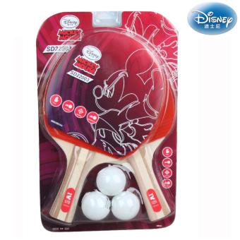 Disney anak-anak raket tenis meja