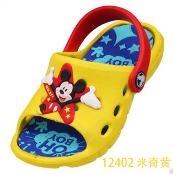 Altman Kartun Lembut Non Slip Anak Laki Laki Dan Perempuan Sandal Source · Disney lembut bawah model musim panas anak anak anak laki laki sandal sepatu anak