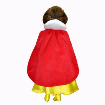 Disney Princess Original Boneka Putri ( Disney Plush Princess Snow White Doll ) 16 inch - 3