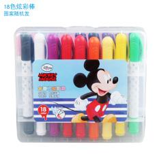 Disney warna Berputar cat air pena krayon