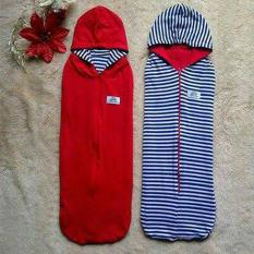 Dita Bedong Bayi Instant 2 Side Merah