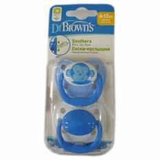 Dr. Brown's Perform Pacifier Stage 2 (6-12m) - Monkey