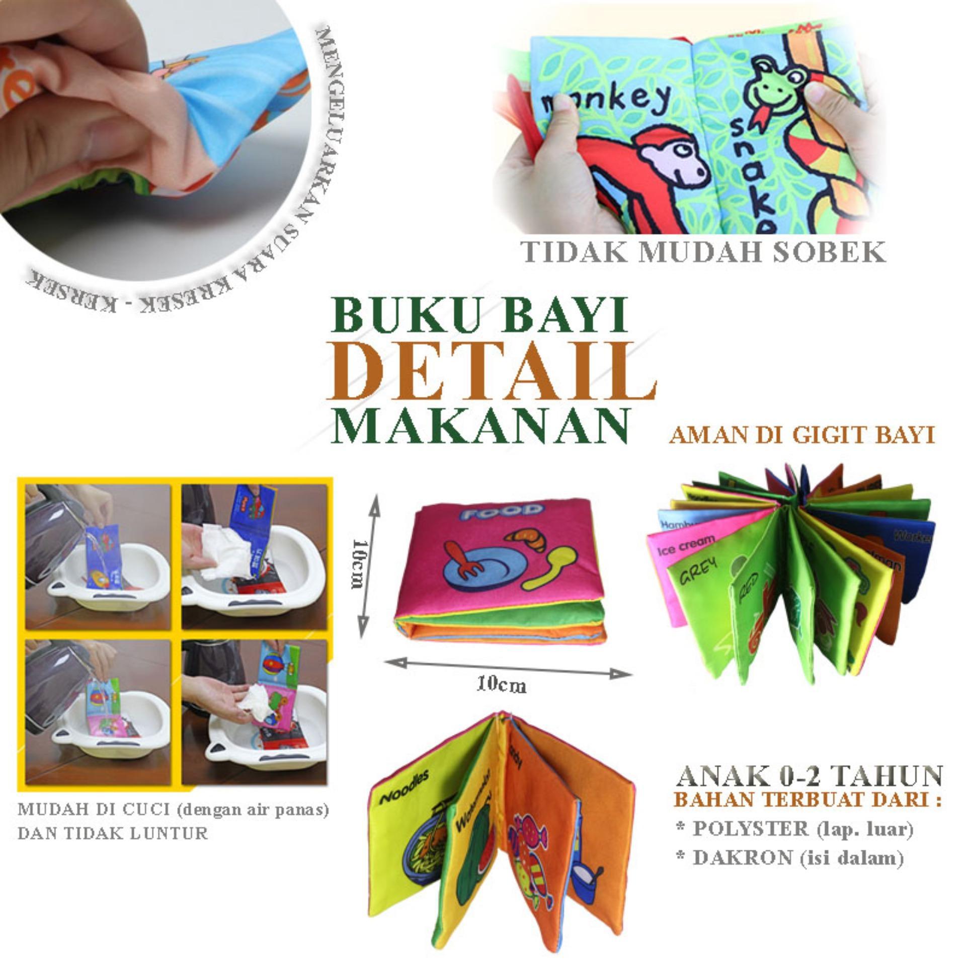 BABY BOOK MAINAN BUKU. Source · EELIC AYI-BU01 1 Set .