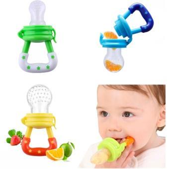 Daftar Harga Baru Aman Baby Fresh Food Jus Buah Susu Silikon Sayang Pengumpan Makan Alat M Ukuran Harga Rp 25,000 | Dokuprice.com