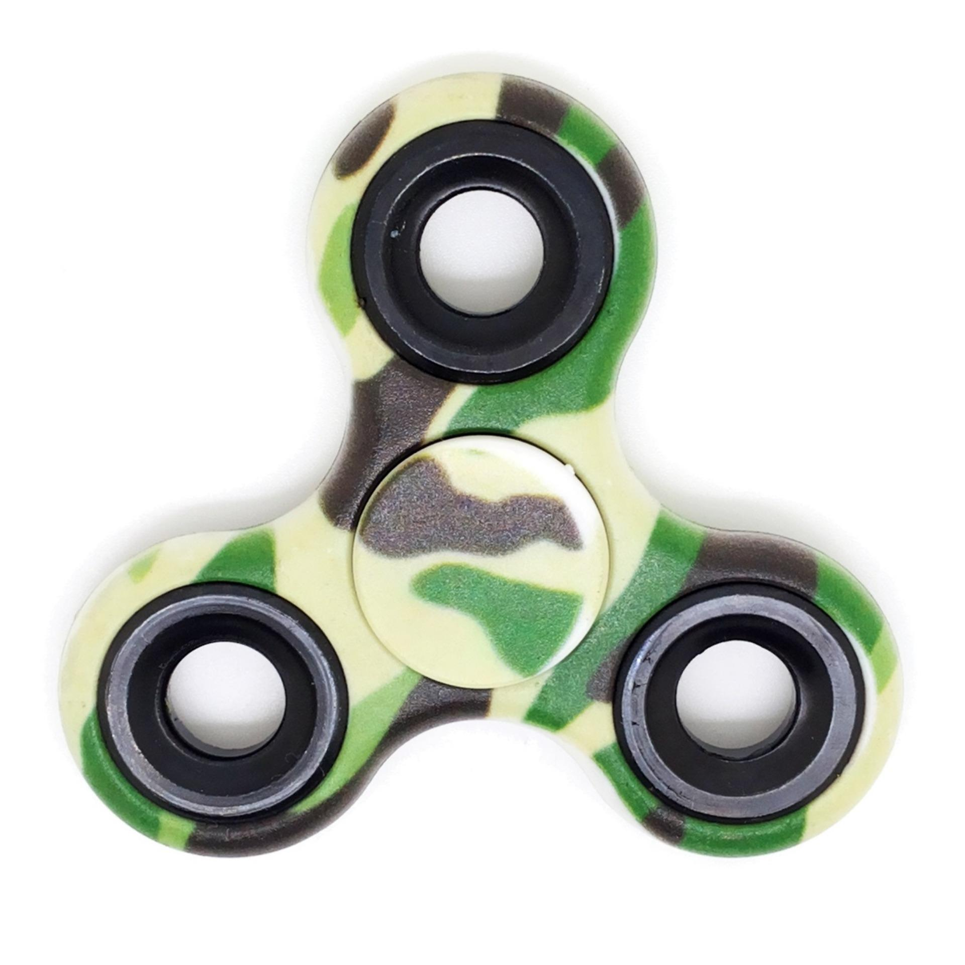 Shopping Comparison Fidget Spinner Camouflage Camo Metal Hand Finger Toys for Focus Anxiety & Stress Relief EDC Tri-Spinner - Mainan Jari Tangan Besi Putar ...