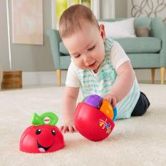 Fisher-Price® Laugh & Learn Learning Happy Apple Baby Toy