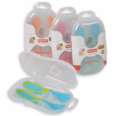 Fisher Price Set Sendok Garpu