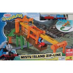 Fisher Price Thomas and Friends Advent Misty Island Zipline