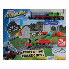 Fisher Price Thomas and Friends  Advent Percy AT Rescue Center