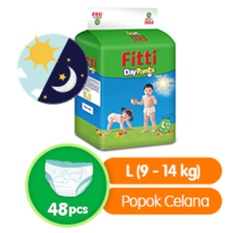 Fitti DayPants Mega Pack L 48