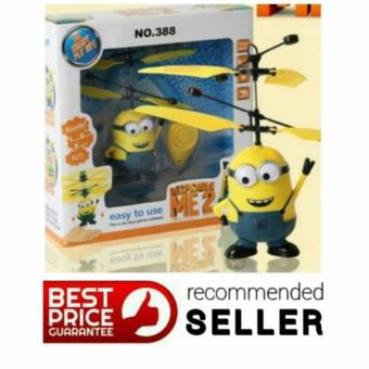 Jual Flying Minion Super Hero  Boneka Terbang  Flying Toys Ada Sensor Nya Murah