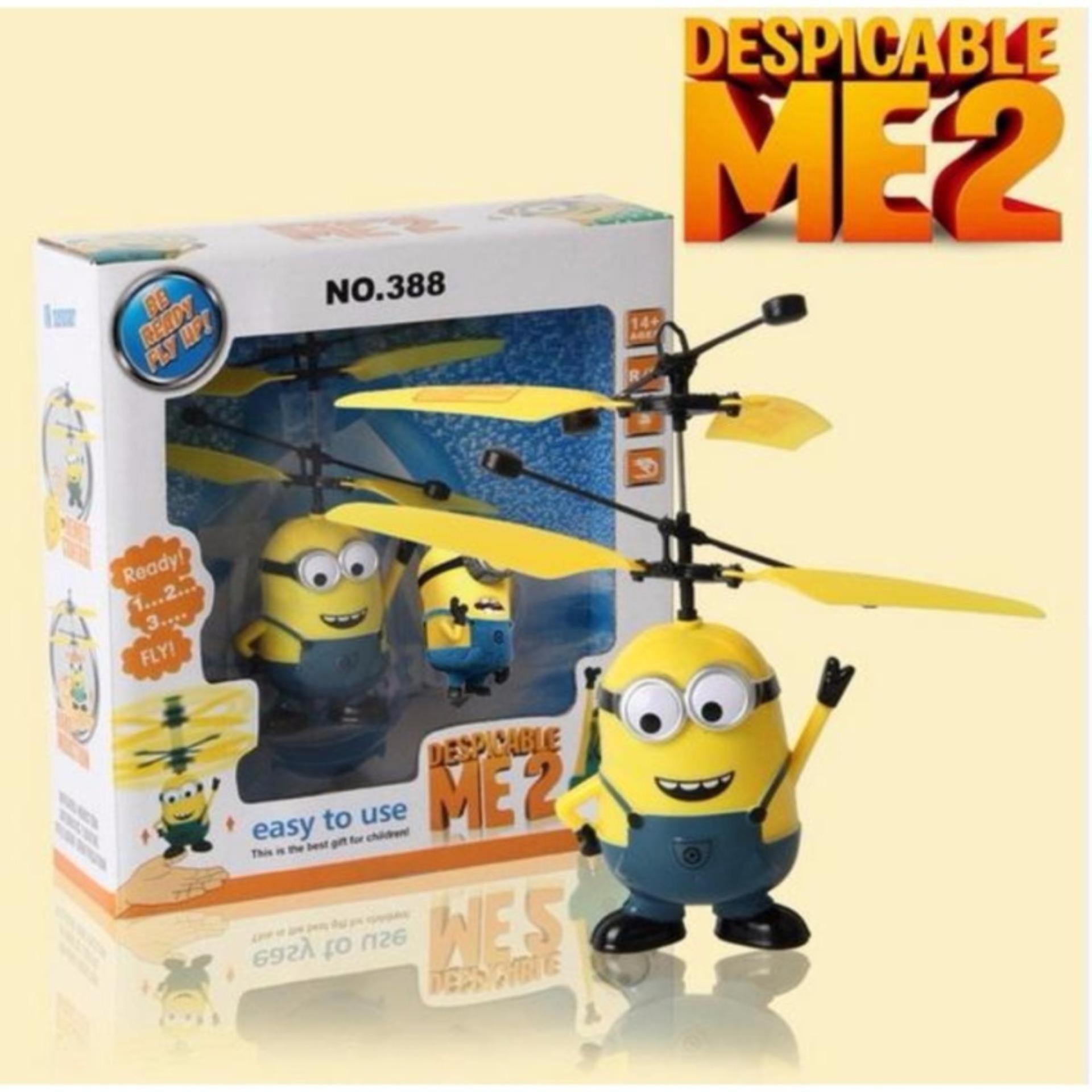 ... Flying Toy - Mainan Anak Terbang - sensor tangan - Karakter MINIO ...