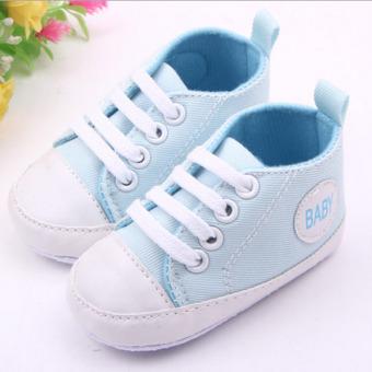 BELI SEKARANG focalbaby bayi balita sepatu kets bayi laki-laki anak perempuansatu-satunya sepatu lembut untuk bayi 0-12 bulan Klik di sini !!!