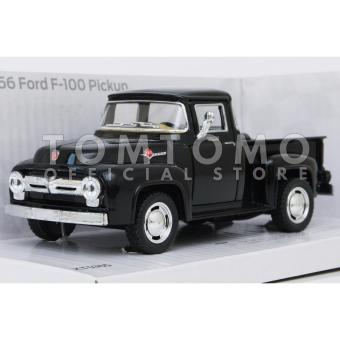 Jual Ford F 100 Pickup 1956 Diecast Miniatur Mobil Mobilan Klasik Antik Kado Mainan Anak Cowok Laki Kinsmart Tomtomo online murah berkualitas.