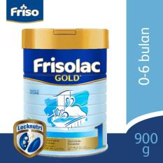 Frisolac 1 Gold Susu Bayi - 900gr Tin