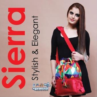 GabaG Sierra Cooler Bag Tas Asi Thermal Bag - Free 2 Ice Gel - 2