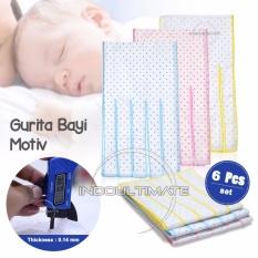 GURITA BAYI INSTAN TALI Motif / Pakaian Grito Baru Lahir / Baby New Born / Gurita Ikat GR-01