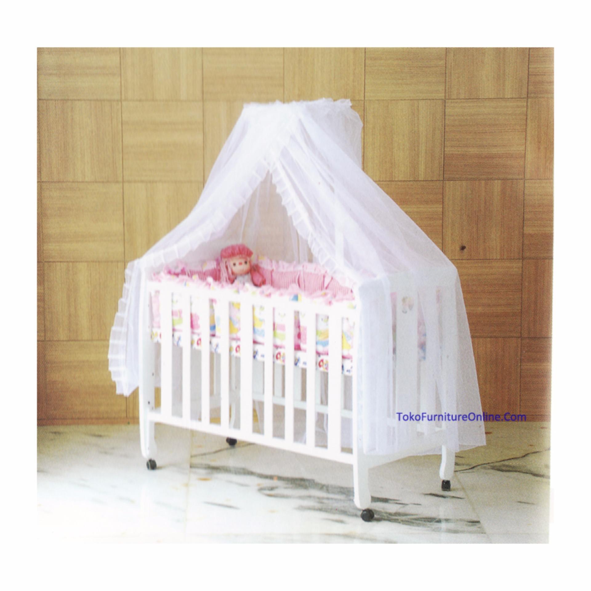 Creative Ranjang Bayi Baby Box 808 Biru Hijau Daftar Update Source Hakari Baby .