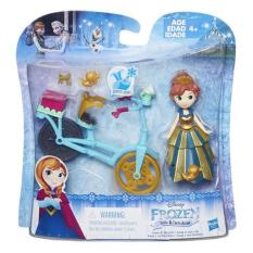 Hasbro Disney Gratis Ongkir Frozen Little Kingdom Anna Original Mainan Anak Perempuan Usia 4 Tahun Keatas