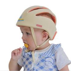 Helm pengaman bayi balita anak Headguard Topi Cap memanfaatkan hadiah yg dpt mengatur KelabuIDR161046. Rp 161.046