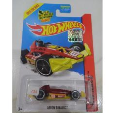 Hot Wheels - Arrow Dynamic Red Factory Seal