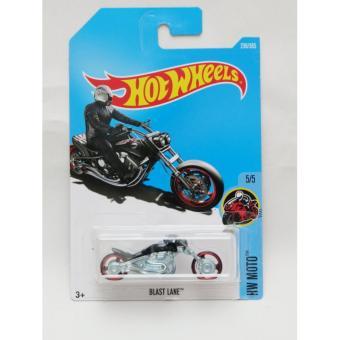 Hot Wheels Blast Lane - hitam