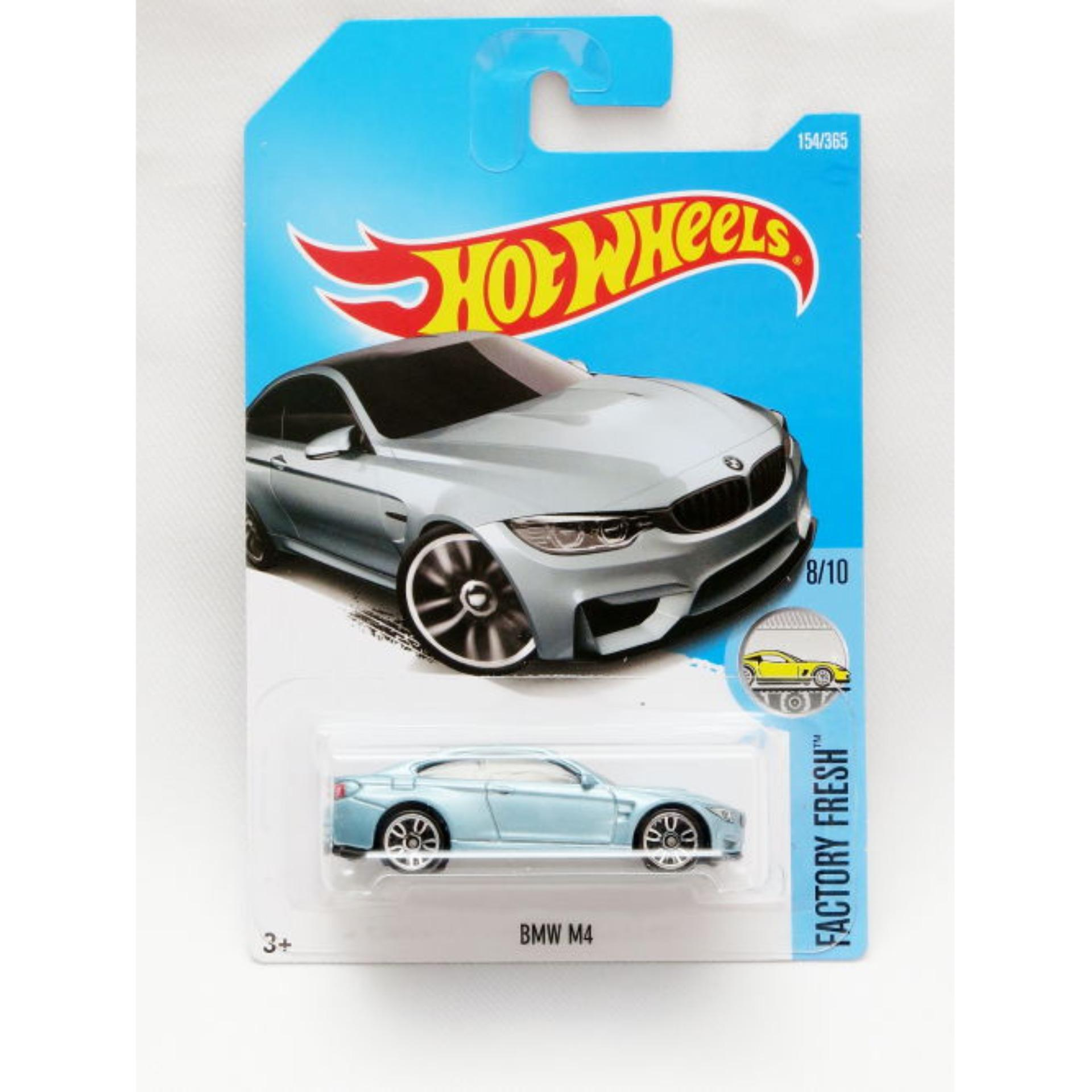 Flash Sale Hotwheels BMW M4 - biru muda