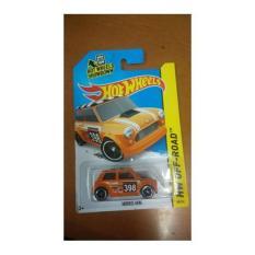 Hotwheels Hot Wheels Morris Mini Orange