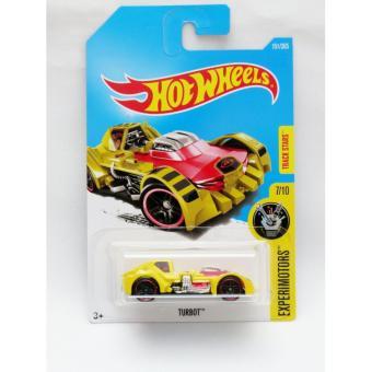 Harga Hotwheels Turbot kuning Online Terjangkau