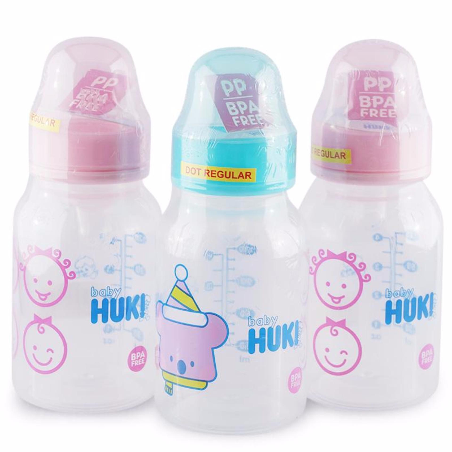 ... Wellys Dot Bayi 250ml Daftar Harga Terkini dan Terlengkap Indonesia Source Huki Baby Botol Susu 120ml