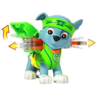 Paw Patrol Rocky Karate Hero Pup-Fu - 4 .