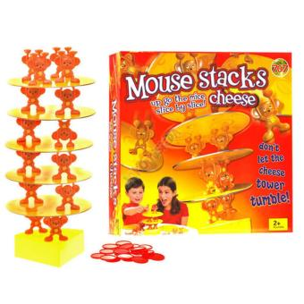 Harga Mao Mouse Stacks Cheese