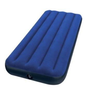 Kasur Angin Intex Junior Downy Airbed 68950 Blue