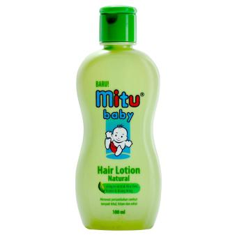 Harga Mitu Baby Hair Lotion Btl 100Ml