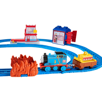 Fisher-Price® Thomas & Friends™ Motorized Railway Sodor Search & Rescue Set - 3