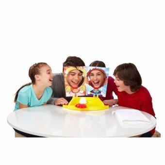 Toys Hobby Anak Seru Pie Face Showdown Game / Running Man 2 Players - Multi Colour