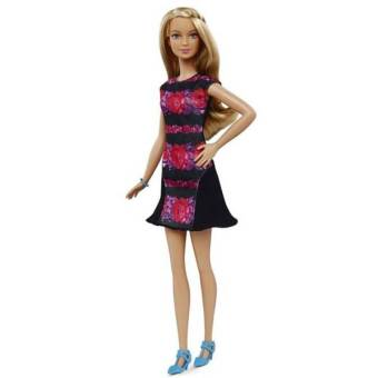 Barbie Fashionistas #28 Floral Flair Tall Doll Original (30cm) - 2