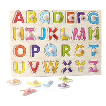 Kecil Daftar Harga Source Kayla Org Mainan Edukasi Puzzle Knob Kayu Huruf