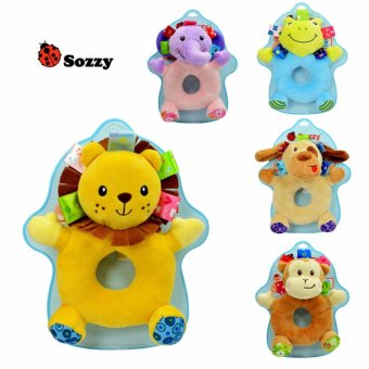 AA Toys Sozzy Cheerful Rocking Toy - Mainan Sozzy Gelang Bayi - 2