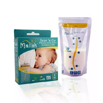 Harga Malish Breast Milk Bags