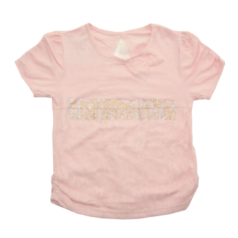 Harga Bearhug Top Jenavieve For Baby Girl - Pink