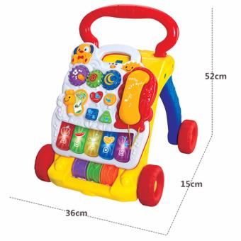 iBaby 2in1 Music Baby Walker - 3