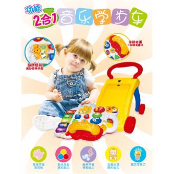 iBaby 2in1 Music Baby Walker - 4