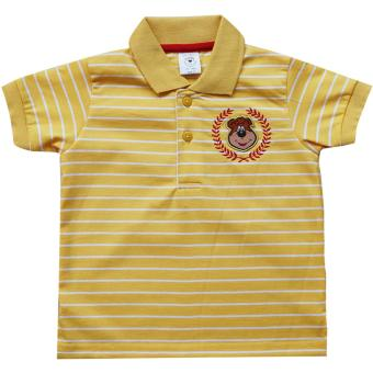 MacBear - Baju Anak - HELLO POLO - MACPERRY STRIPES