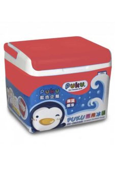 Harga Puku Compact Insulated Cooler Box Merah