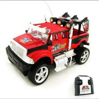 RC Mobil Jeep - 2