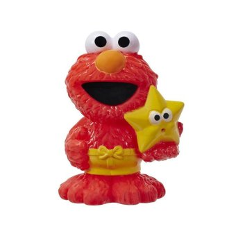 Harga Playskool Sesame Street Elmo Bath Squirters - B0273